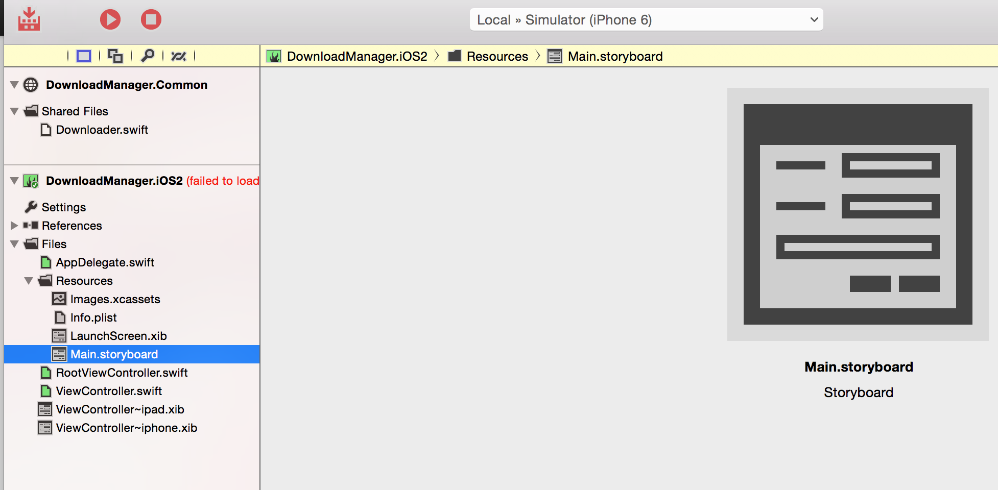 How to open Storyboards in Xcode? - Fire - RemObjects Talk